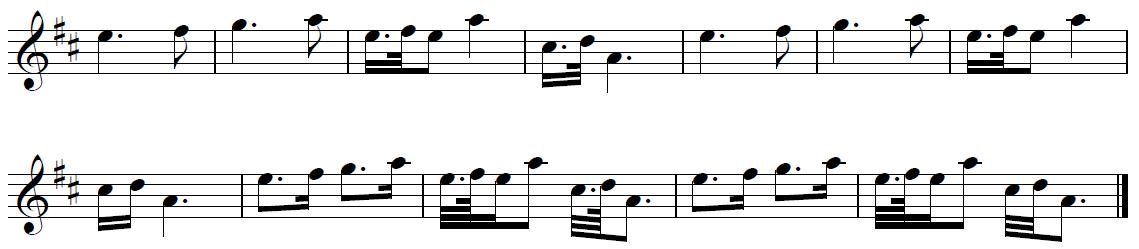Intermediate exercise 11