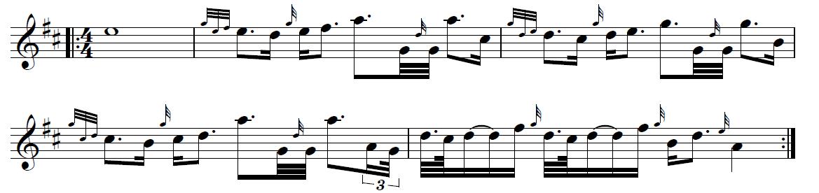 Intermediate exercise 43
