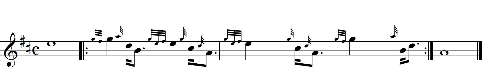 Intermediate exercise 58