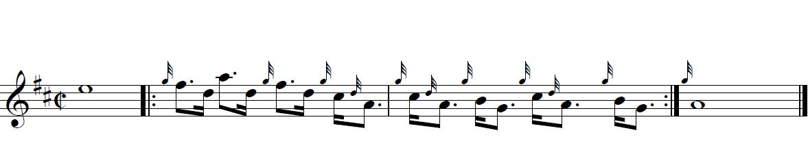 Intermediate exercise 61